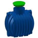 Rezervoar za voda 2000 2